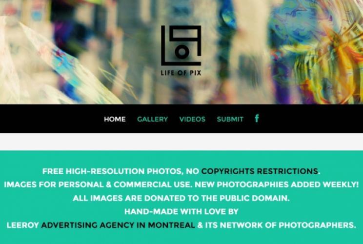 20 веб-сайтов с бесплатными высококачественными фотографиями
