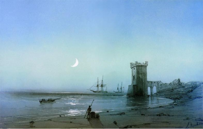 Пейзаж- история вида живописи