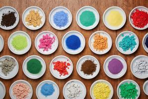 Особенности пигментов в художественных красках