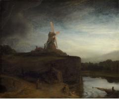 Рембрандт ван Рейн - Стиль и техника