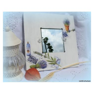 "Зеркало из мозаики ""Прованс"""