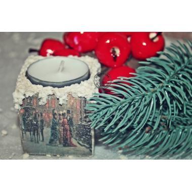 Подсвечник Christmas