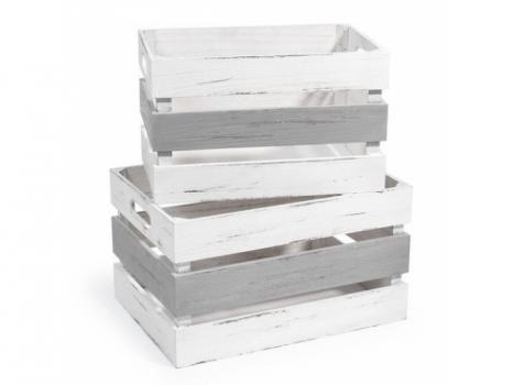 Деревянный ящик №12