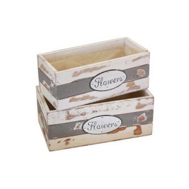 Деревянный ящик №11