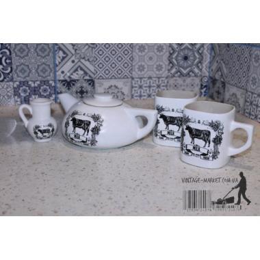Посуда для кухни керамическая Кантри