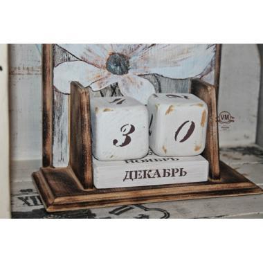 """Вечный календарь """"Цветочная нежность"""""""