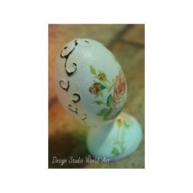 """Пасхальное яйцо """"Нежность"""""""