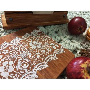 Набор подставок для чашек French Lace