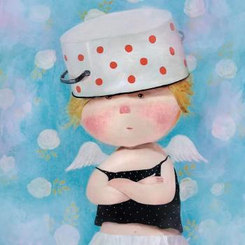 Гапчинская Гордый ангел девочка