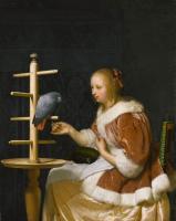Частный коллекционер опубликовал картины золотого века голландской живописи
